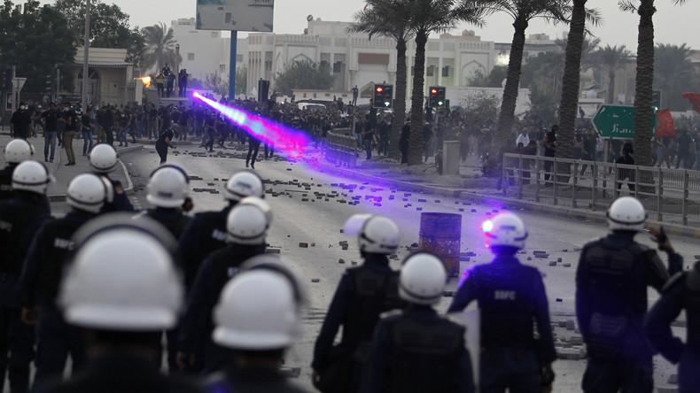 """Menschenrechtsorganisation: """"Großbritannien finanziert folternden Sicherheitsapparat in Bahrain"""""""