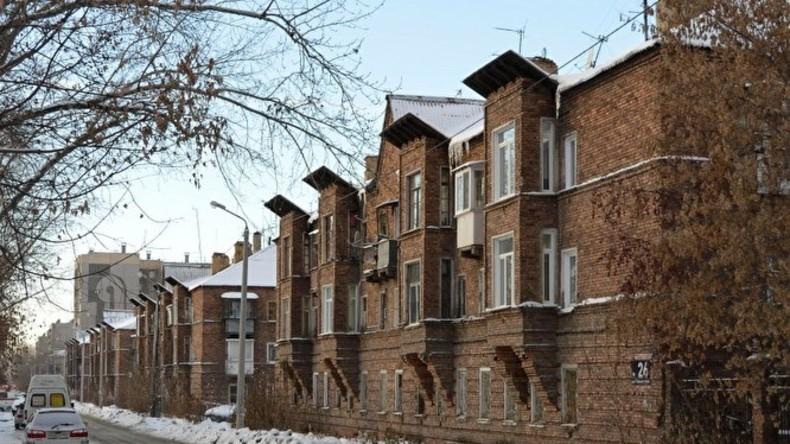 Deutsche Häuser in russischer Ural-Stadt werden zu Objekten des Kulturerbes
