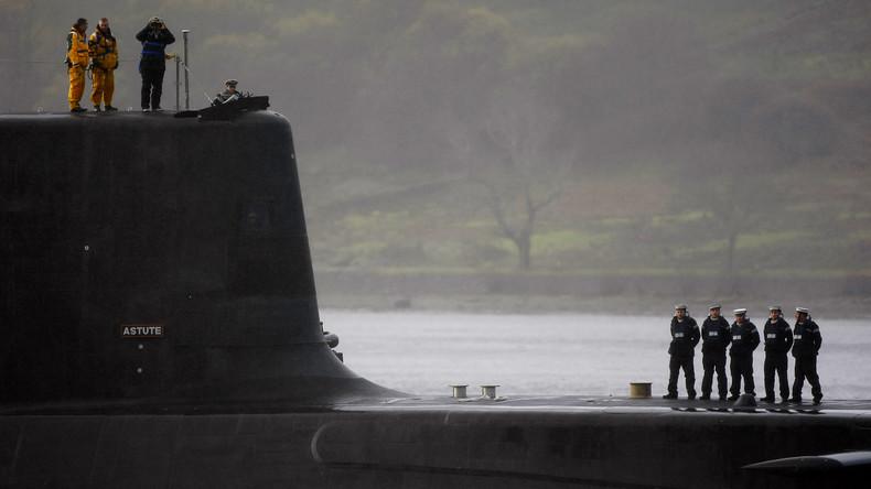 Alle sieben Kampf-U-Boote der britischen Marine sind außer Betrieb, Premierministerin nicht im Bilde