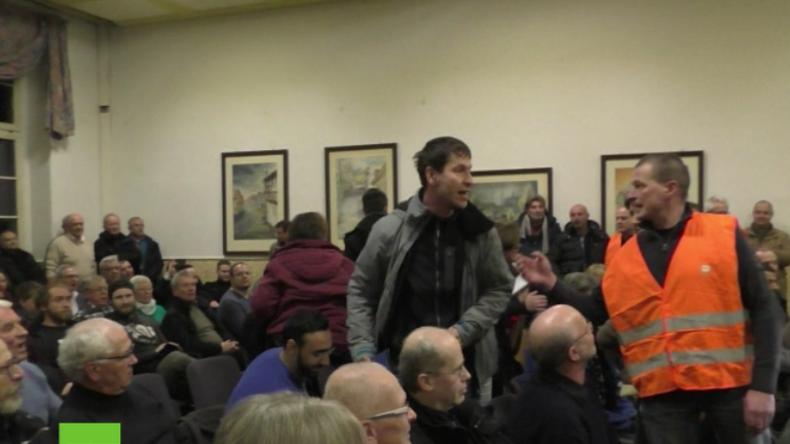 Hermsdorf: Kreisvorsitzender der Linken fliegt von AfD-Veranstaltung