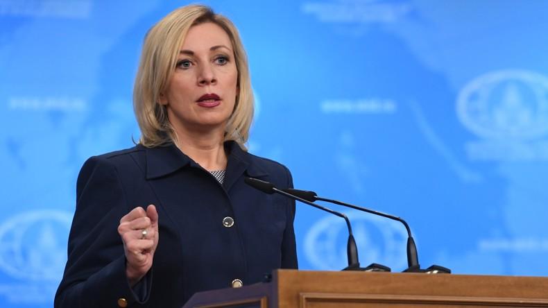 Russisches Außenministerium: Bericht von Amnesty International ist Provokation