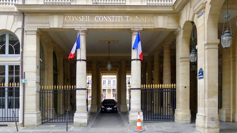 Französisches Verfassungsgericht erklärt Anti-Terror-Gesetz für ungültig