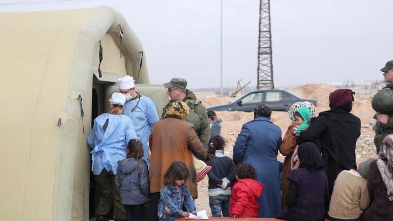 Terroristen schneiden Trinkwasserzufuhr für Aleppo-Bewohner fast komplett ab