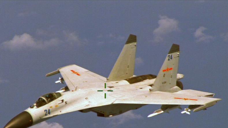 Eskalation im Südchinesischen Meer: Fast-Zusammenstoß zwischen US- und chinesischen Militärjets