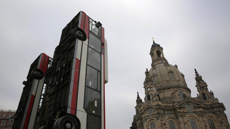 Pro und Contra: Das umstrittene Aleppo-Kunstprojekt in Dresden