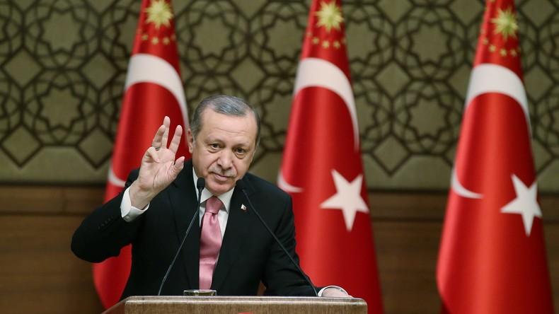 Erdogan billigt Übergang zum präsidentiellen Regierungssystem, Volksabstimmung steht vor