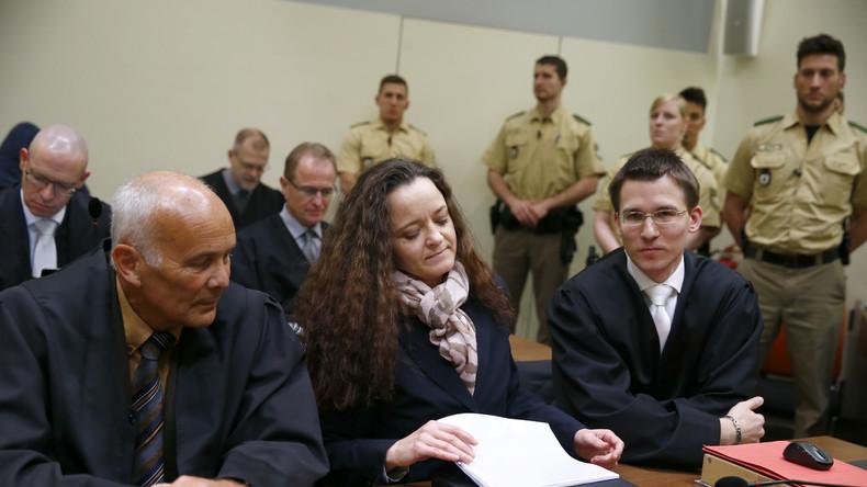 NSU-Prozess: Weitere Zeugin stirbt kurz vor Anhörung