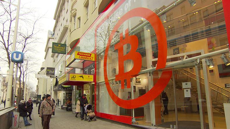 In Wien hat erste Bitcoin Bank eröffnet