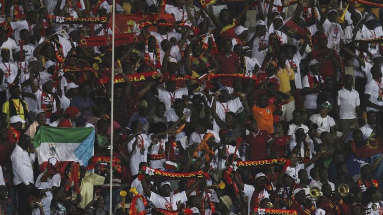 Mindestens 17 Fußballfans sterben bei Gedränge in Angola