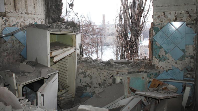 Lugansk: 153.000 Menschen unterzeichnen Petition an Moskau, Washington und Berlin