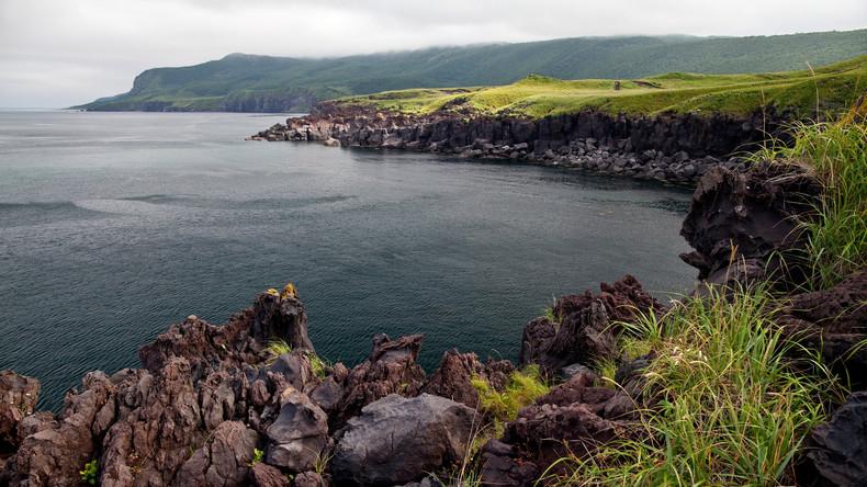 Fünf kleine Kurilen-Inseln bekommen nun einen Namen