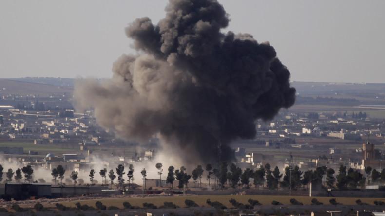 Syrische Militärs nehmen IS-Vorposten bei Al-Bab ein