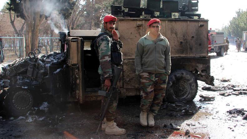 Afghanische Militärs töten über 30 IS-Kämpfer