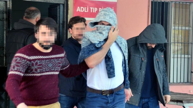 Ankara verhaftet zwei mutmaßliche IS-Mitglieder, die Anschläge in Europa geplant haben sollen