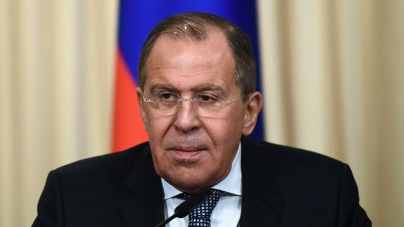 Russischer Außenminister Lawrow: Dialog mit der Administration Donald Trump hat schon begonnen