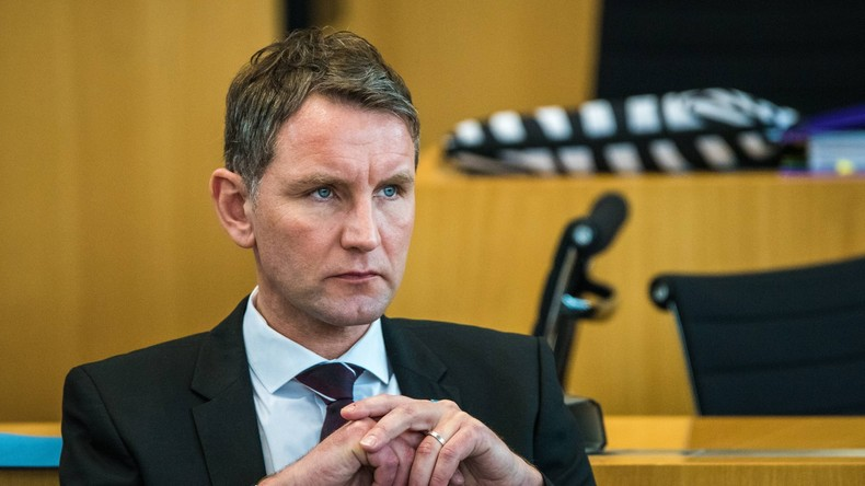 AfD-Vorstand leitet Parteiausschlussverfahren gegen Bjorn Höcke ein