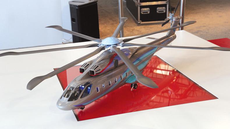 Ukrainisches Unternehmen baut Triebwerk für russisch-chinesischen Hubschrauber