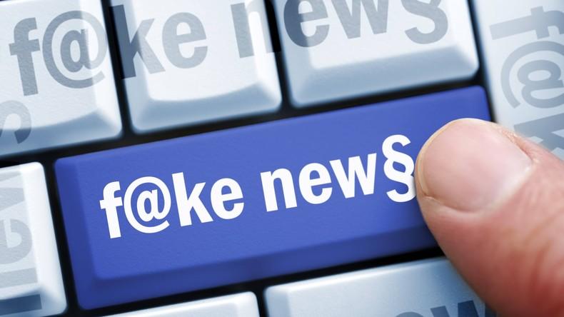 US-Schülern wird beigebracht, echte Nachrichten von Fake News zu unterscheiden