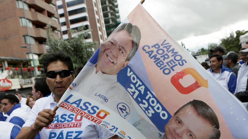 Ecuador vor Wahl: Opposition kämpft mit ausgeklügelten Werbetechniken gegen Correas Erfolgsbilanz