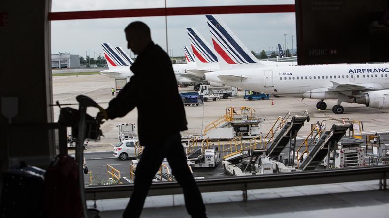 Pariser Flughafen führt automatische Gesichtserkennung für Einreisende ein
