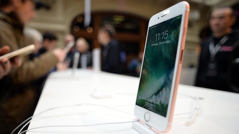 Apple rüstet iPhone 8 mit Samsung-Bildschirmen aus