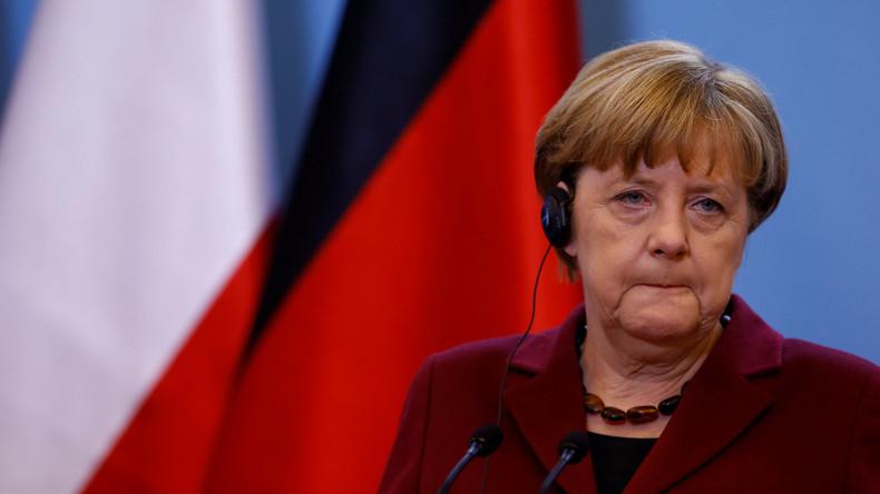 Angela Merkel sagt Staatsbesuch in Israel wegen Unzufriedenheit mit Siedlungsgesetz ab