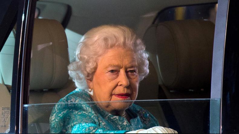 Queen Elizabeth II. eröffnet Anti-Hacking-Zentrum