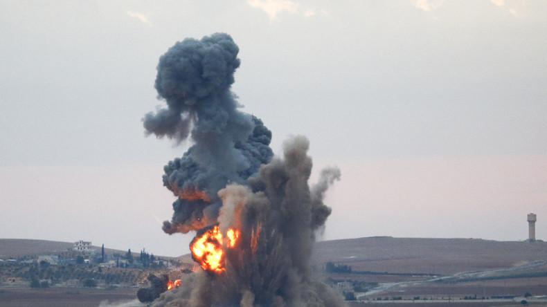 Beobachtungsstelle: USA töteten in Syrien und Irak fünfmal mehr Zivilisten als Russland