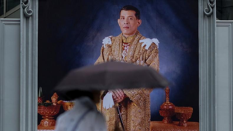 Ärger im Paradies: Der neue thailändische König will mehr Macht