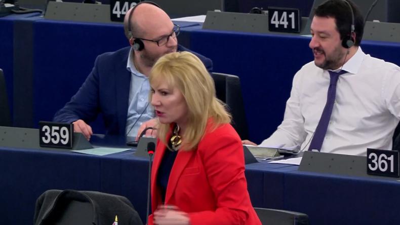 Live aus dem EU-Parlament: Debatte und Abstimmung über Inkrafttreten von Handelsabkommen Ceta