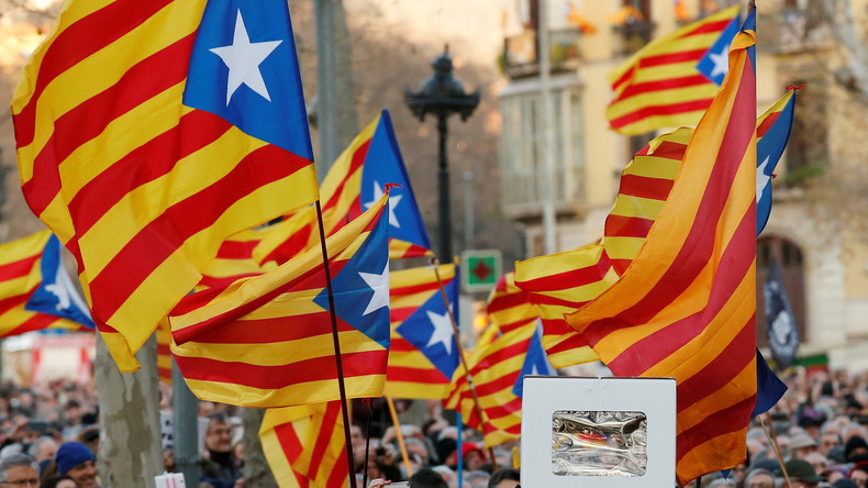 Spanien: Verfassungsgericht kippt katalanisches Unabhängigkeitsreferendum