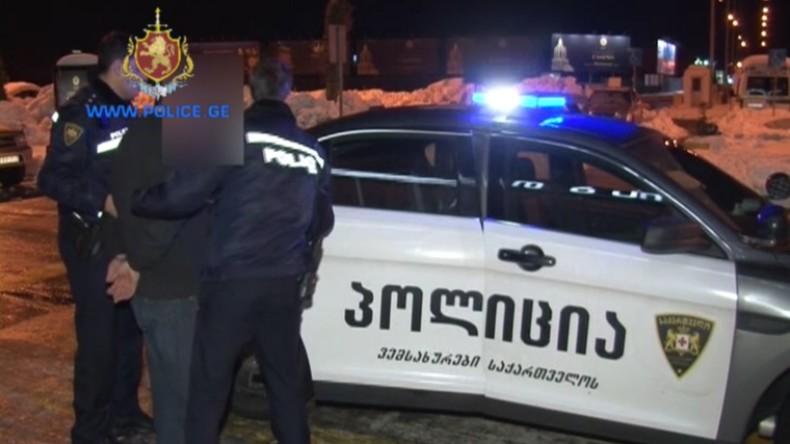 Georgische Polizei nimmt Terror-Angeklagten aus den USA fest