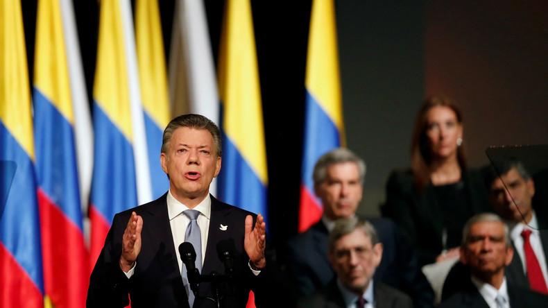 Kolumbien: Friedensprozess in Gefahr - Regierung Santos bricht zentrale Vereinbarungen mit FARC