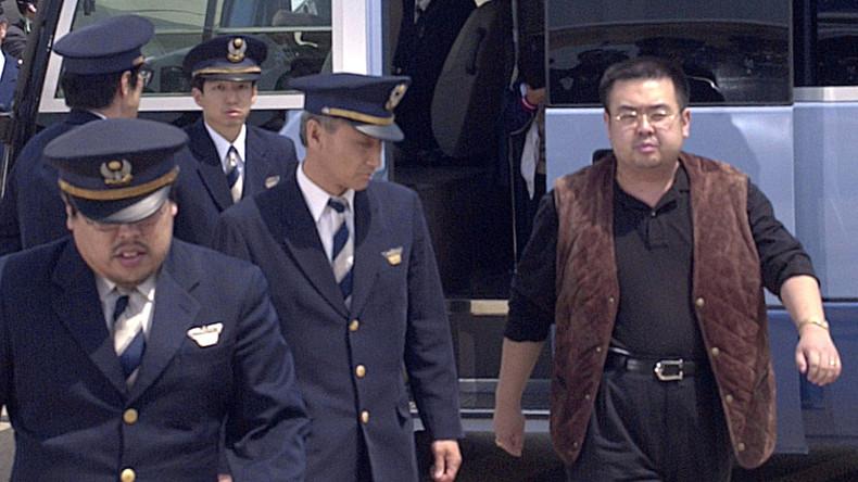 Mord an Kim Jong Nam: Zwei Verdächtige festgenommen, Todesursache auch nach Autopsie nicht klar