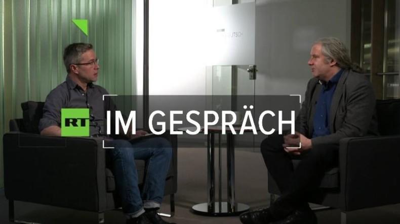 """Bundestagsabgeordneter Hunko zur Propaganda-Offensive: """"Es geht um antirussische Stimmungsmache!"""""""