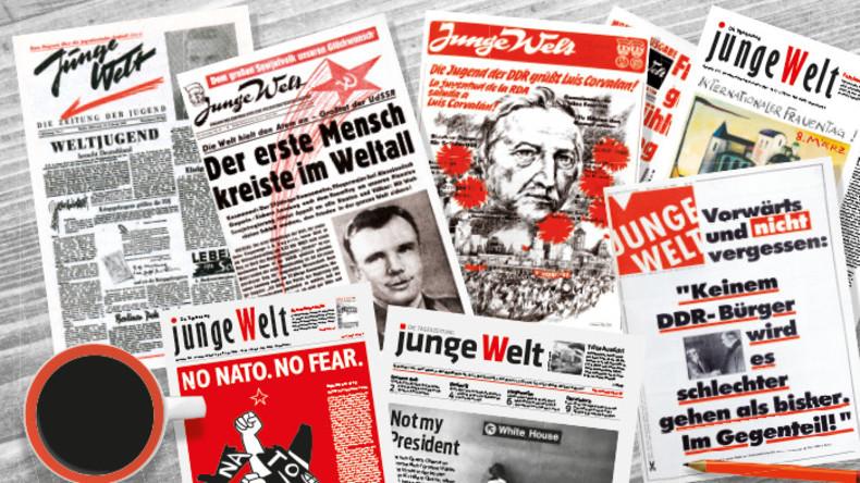 """MDR blockt Werbekampagne der jungen Welt wegen Friedenslied: """"Fehlende Neutralität"""""""