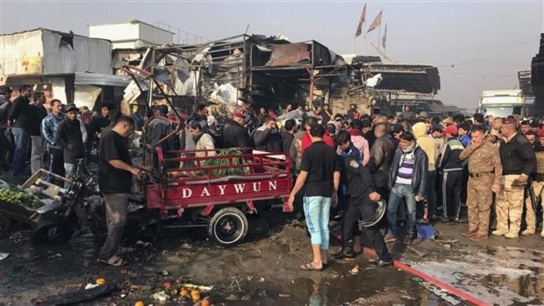 Autoexplosion in Bagdad fordert mindestens 15 Menschenleben