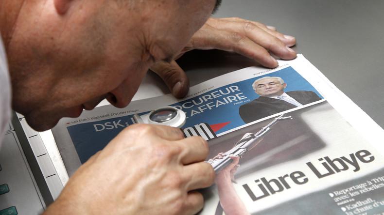 Russisches Außenministerium wird auf seiner Homepage Fake News aus dem Ausland zerpflücken