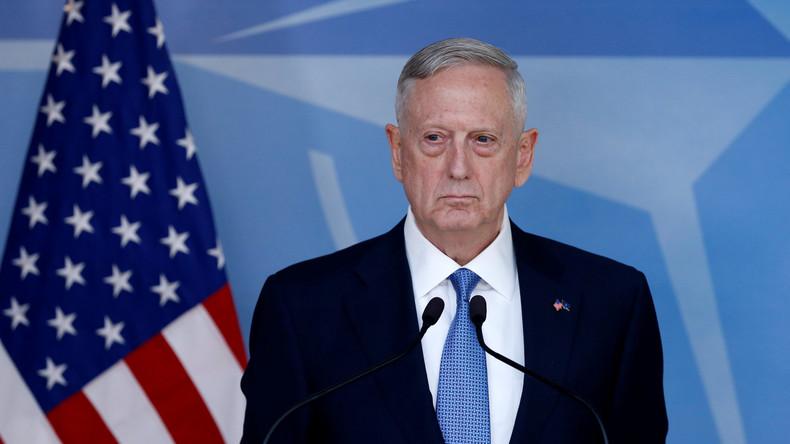 """Neuer Pentagon-Chef ruft NATO zum Dialog mit Russland """"aus Position der Stärke"""" auf"""
