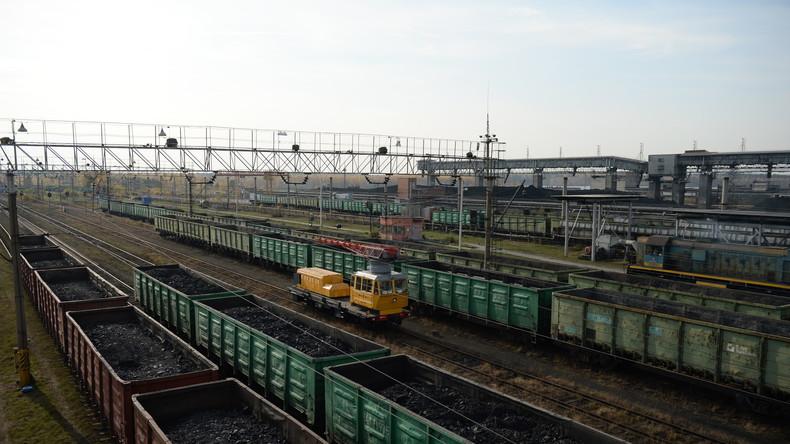Nach Blockade von Donbass-Kohle: Ukraine verhängt Ausnahmezustand wegen drohendem Energie-Kollaps