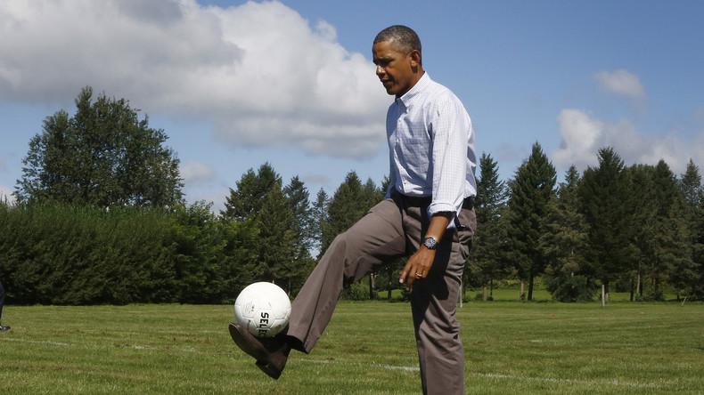 FC Darmstadt 98 lädt seinen Fan Barack Obama zu Heimspiel ein
