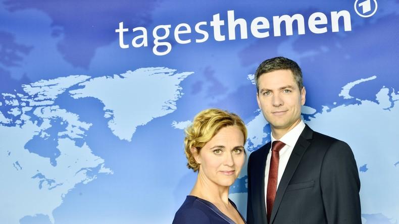 Programmbeschwerde gegen ARD: Manipulation und Nachrichtenunterdrückung zu Korruption in der Ukraine
