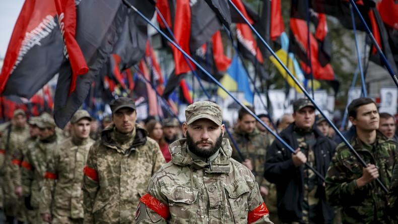 Washington Post: Ukrainische Nazi-Milizen willkommene Partner im Donbass-Krieg