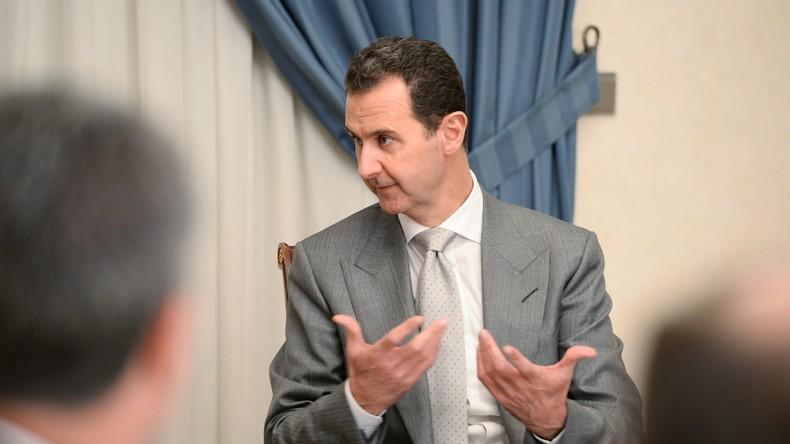 Baschar al-Assad: In Syrien entscheiden wir, nicht Russland