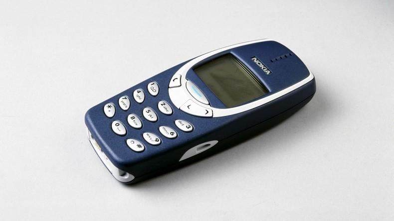 Kult-Handy Nokia 3310 kommt wieder auf den Markt