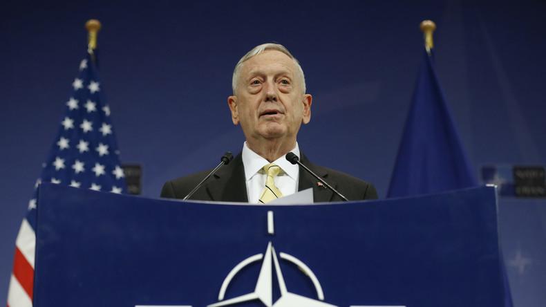 Pentagon-Chef: USA und NATO sind nicht bereit zur militärischen Zusammenarbeit mit Russland