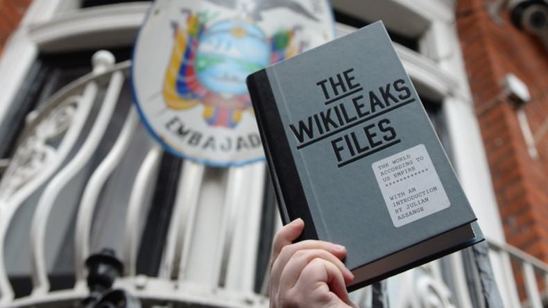WikiLeaks veröffentlicht Spionagebefehle der CIA für Präsidentschaftswahl in Frankreich 2012