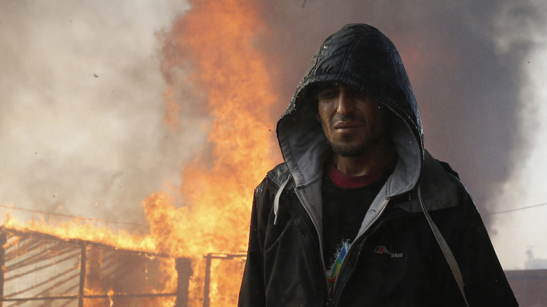 Frankreich: Flüchtlinge kehren nach Calais zurück