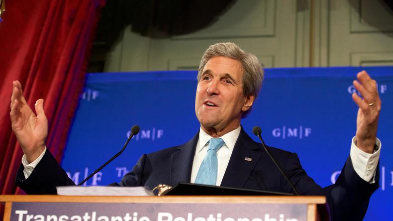 John Kerry wird an Yale University unterrichten