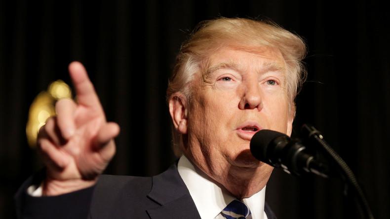 Donald Trump: Von Obamas Regierung habe ich ein Chaos geerbt